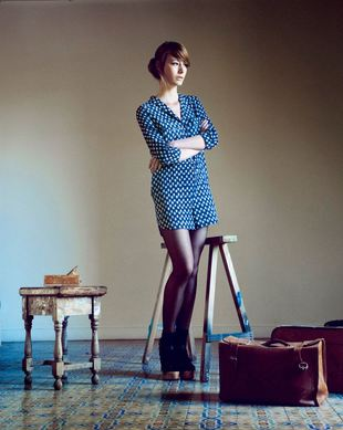 Heinui Indigo Girl Fall Winter 2013 2014 Collection (10)