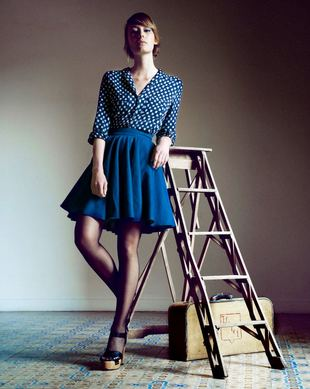Heinui Indigo Girl Fall Winter 2013 2014 Collection (11)