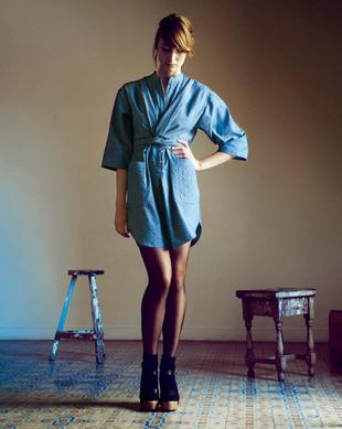 Heinui Indigo Girl Fall Winter 2013 2014 Collection (12)