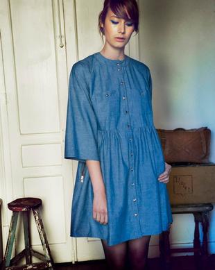 Heinui Indigo Girl Fall Winter 2013 2014 Collection (3)