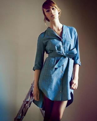Heinui Indigo Girl Fall Winter 2013 2014 Collection (5)