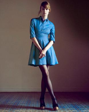 Heinui Indigo Girl Fall Winter 2013 2014 Collection (6)
