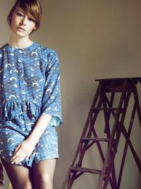 Heinui 'Indigo girl' Fall/Winter 2013-2014 Collection