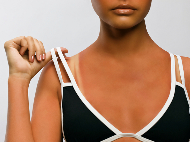 How Does Spray Tanning Work