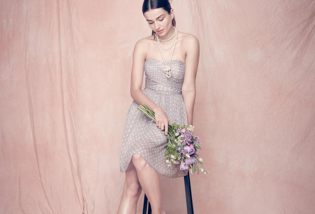 J.Crew The Wedding and Parties Collection