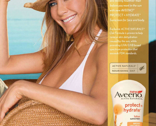 Legendary brand Aveeno named beautiful actress Jennifer Aniston as their new face. Here's a sneak peek of Jennifer's campaign!