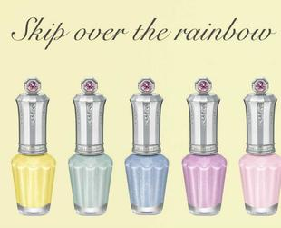 It's time to increase the flirt factor this season with the new Jill Stuart summer 2013 'Skip Over the Rainbow' collection!