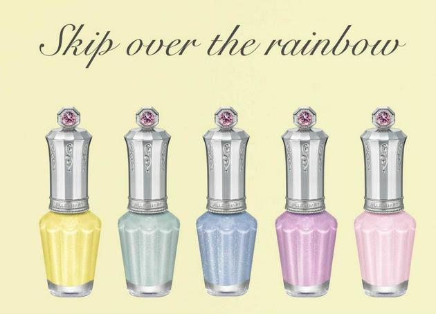 Jill Stuart Summer 2013 Skip Over The Rainbow (3)