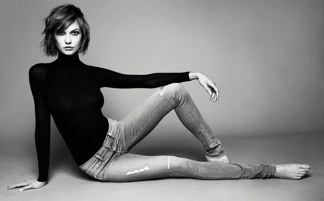Karlie Kloss Designs Capsule Collection For Frame Denim (3)