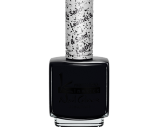 Steal the spotlight this summer with a fab on trend mani! The Kinetics Leather and Sand nail lacquers will instantly deliver a lustworthy textured effect which will surely get everyone talking.
