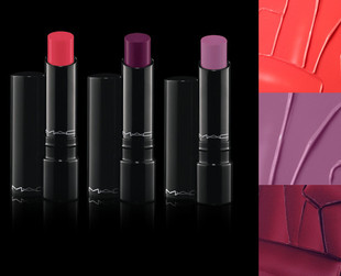 Are you a cool girl who's not afraid of experimenting with bold shades? If so, the new Fearless Femme from MAC Cosmetics will definitely peak your interest. Have a look!