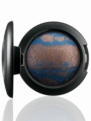 Mac Tropical Taboo Mineralize Eye Shadow Bossa Blue