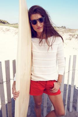 Madewell A Weekend In The Sun Lookbook (9)