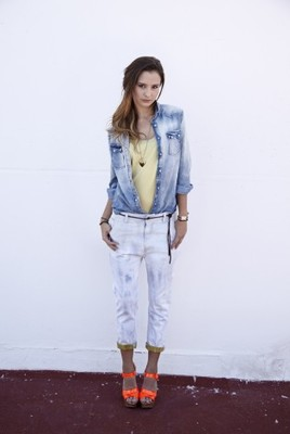 Meltin Pot Chambray Shirt