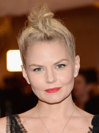 Jennifer Morrison Met Ball 2013 Hairstyle