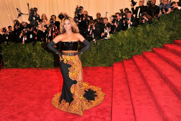 MET Gala 2013 Red Carpet Dresses