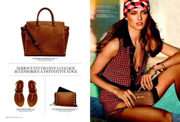 Michael Kors Summer 2013 Catalog