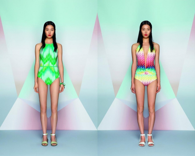 Missoni Beachwear Summer 2013 Lookbook