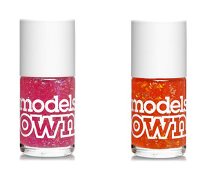 Transform your nails into your hottest accessory with the fab new Models Own nail polishes for summer 2013. Have a look at the new Splash line.