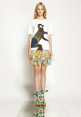 Msgm Spring Summer 2013 Lookbook  (14)
