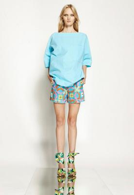 Msgm Spring Summer 2013 Lookbook  (7)