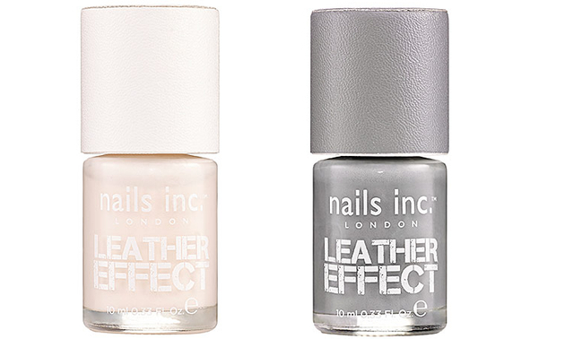Nails Inc Leather Effect Spring 2013 Collection