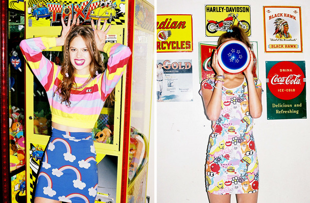 Nasty Gal Lazy Oaf Lookbook (11)