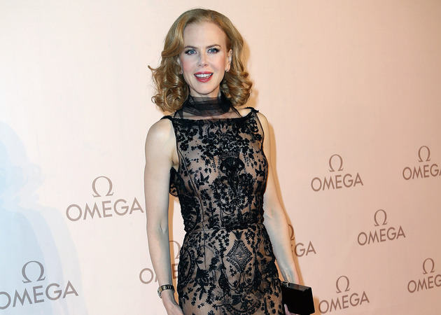 Nicole Kidman Is The New Face of Jimmy Choo