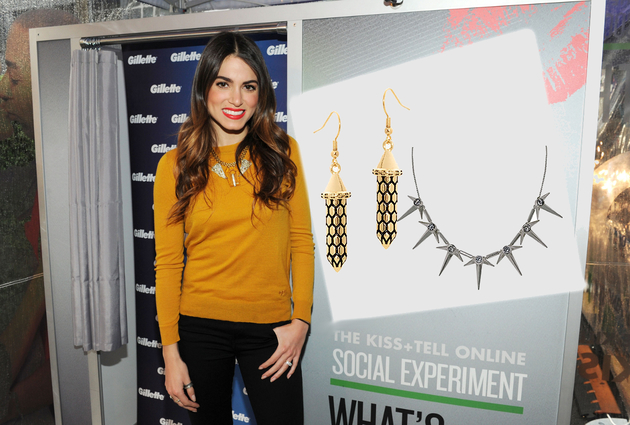 Nikki Reed Designs a Jewelry Collection for 7 For All Mankind