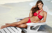Nina Agdal for Penti Swimwear 2013