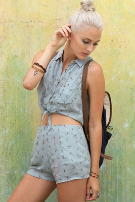 Obey Summer 2013 Lookbook (11)