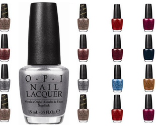 OPI San Francisco Fall 2013 Nail Polish Collection
