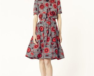 Browse through the latest resort 2014 collection from Oscar de la Renta and pick your favorite looks.