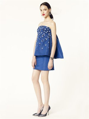 Oscar De La Renta Resort 2014 Collection (10)