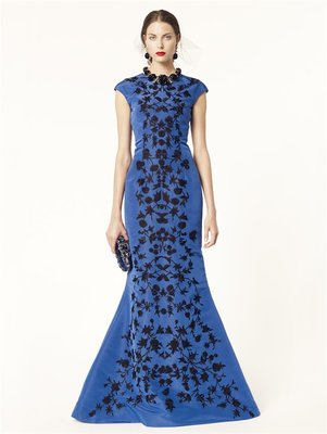 Oscar De La Renta Resort 2014 Collection (13)