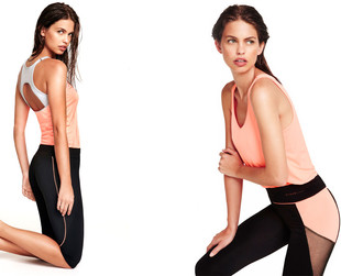 Time to sweat it out in style! Check out Oysho's Gymwear Lookbook and pick your favorite trendy workout goodies!