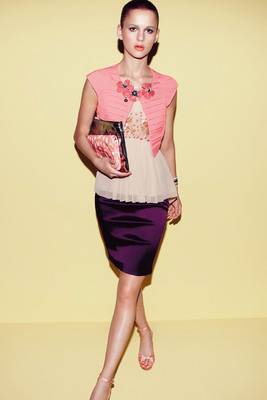 Patrizia Pepe Evening 2013 Spring Summer Collection (5)