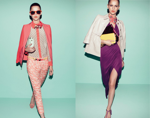 Patrizia Pepe Evening 2013 Spring/Summer Collection