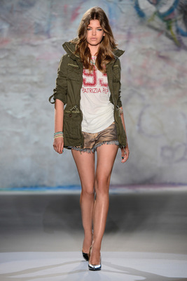 Patrizia Pepe Spring Summer 2013 Collection (1)