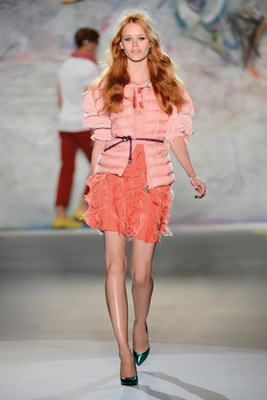 Patrizia Pepe Spring Summer 2013 Collection (10)