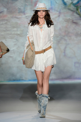 Patrizia Pepe Spring Summer 2013 Collection (13)