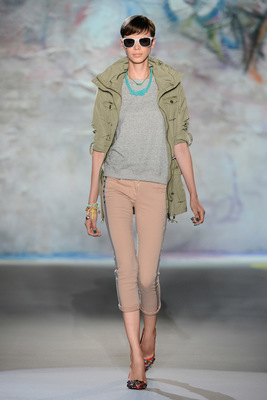 Patrizia Pepe Spring Summer 2013 Collection (3)