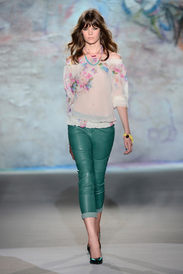 Patrizia Pepe Spring Summer 2013 Collection (4)