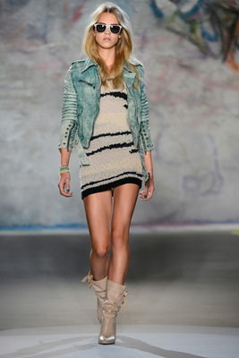 Patrizia Pepe Spring Summer 2013 Collection (5)