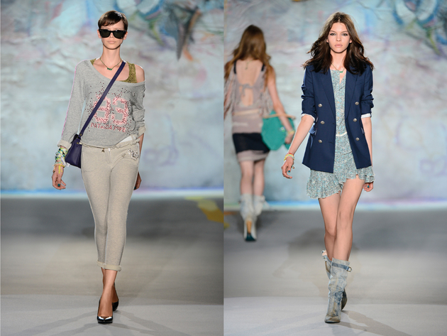 Patrizia Pepe Spring/Summer 2013 Collection