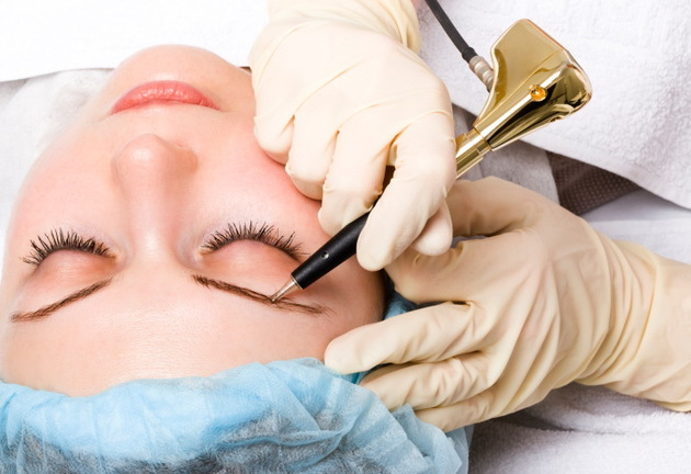 Permanent Makeup For Eyebrows Procedure
