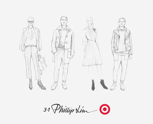 Phillip Lim collaborates with Target on an exclusive line featuring clothing, bags, shoes, and travel accessories.