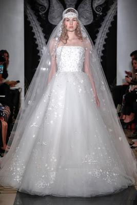 Reem Acra Spring 2014 Bridal Collection   (1)