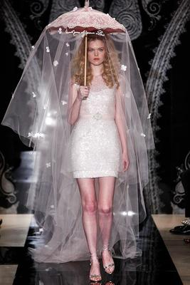 Reem Acra Spring 2014 Bridal Collection   (11)