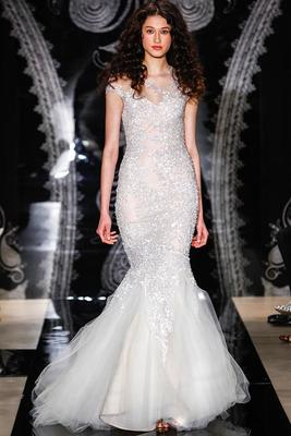Reem Acra Spring 2014 Bridal Collection   (3)